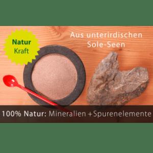 Supermineralien Spurenelemente